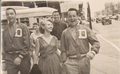 Betty & Bill 1950s High School