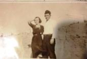 1932 Mother & dad