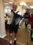 Oktoberfest accordian 3