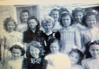 1945-Betty b irthday party 2
